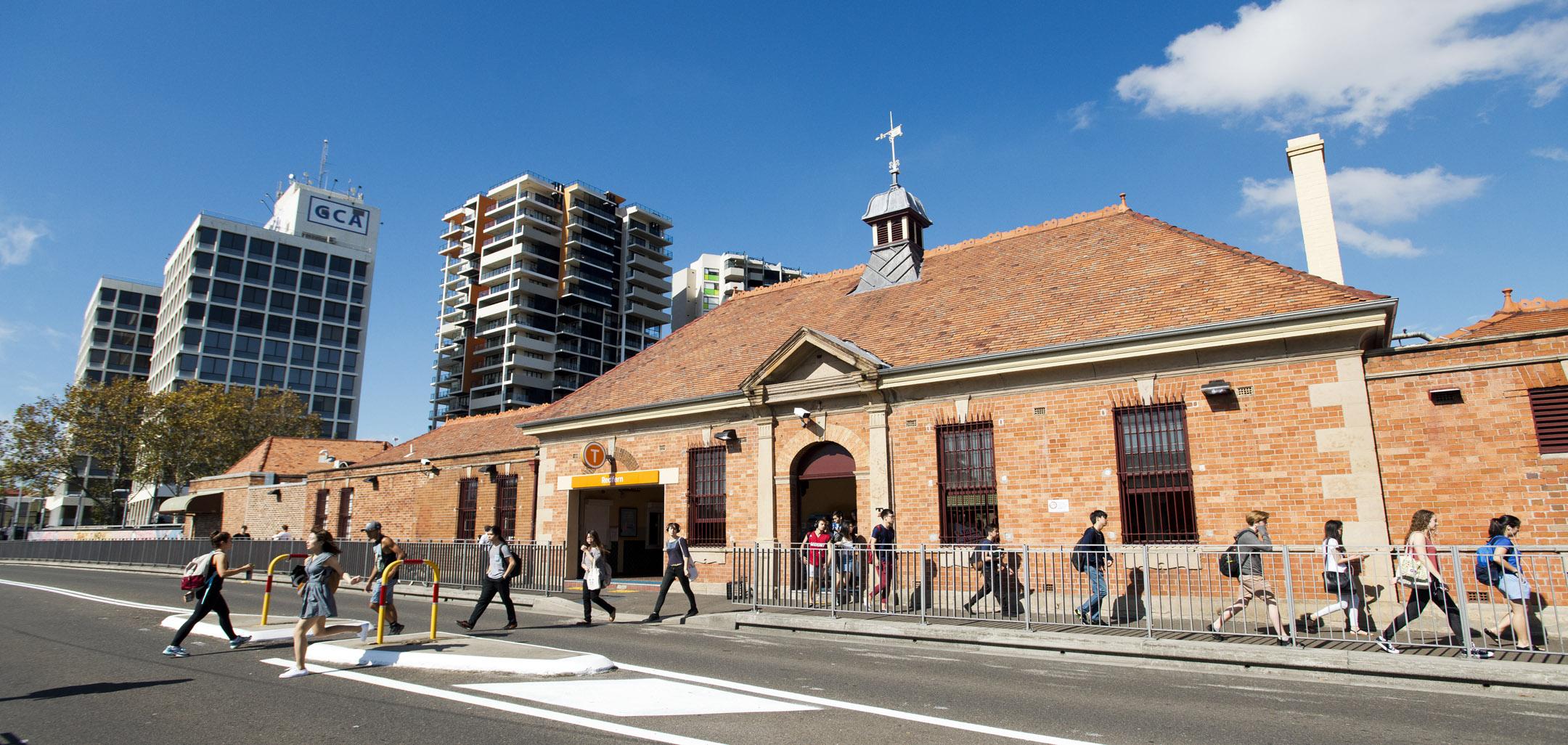 redfern station - photo #14